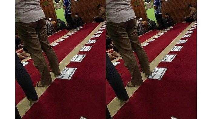 BEREDAR Foto Saf Sholat di Masjid Kementerian BUMN Sesuai Jabatan, Ini Tanggapannya Setelah Viral!