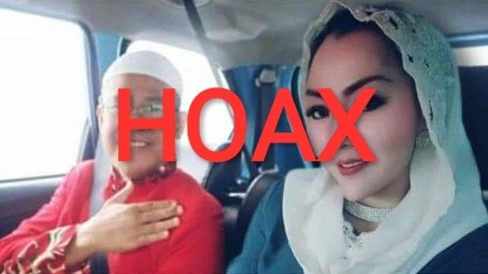 Beredar Foto Hoaks Balon Wabup Muratara Inayatullah Berduaan dengan Cewek di Dalam Mobil, Diedit