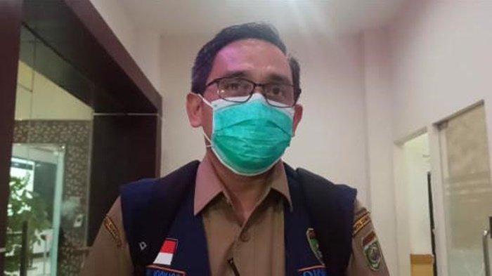 4 Orang Terinfeksi Varian Corona B1617 di Sumsel  : Asal Palembang, Prabumulih, Muara Enim dan PALI