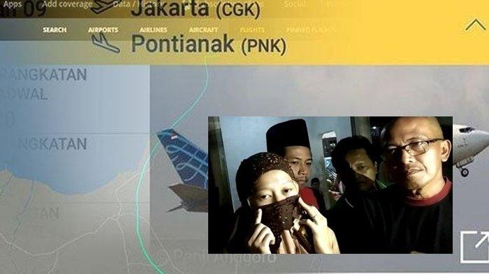 Daftar 6 Warga Sumsel Diduga Korban Sriwijaya Air Jatuh, Satu Keluarga Sungai Pinang Hilang Kontak
