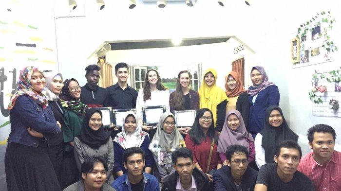 Indonesia di Mata Millenial Foreigners, Victory Sriwijaya Education Undang Millenial Luar Negeri