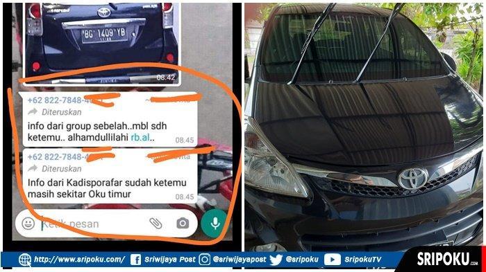 MOBIL Dokter PNS OKU Timur yang Hilang Dikabarkan Ditemukan, Viral di Medsos, Ini Fakta Sebenarnya!