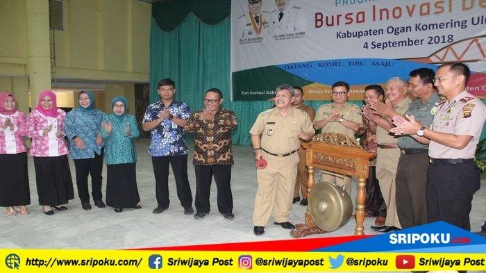 Bursa Inovasi  Desa Pacu Percepatan  Pembangunan di Kabupaten Ogan Komering Ulu