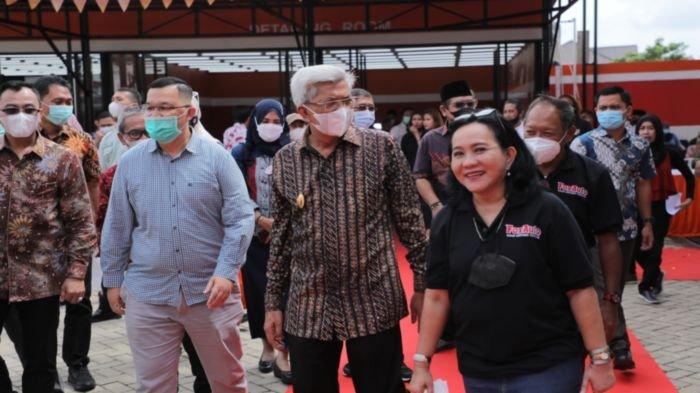 Grand Opening Fox Auto 45 dan Resto Bebek Pawonkoe Palembang, Dibuka Wagub Sumsel H Mawardi Yahya