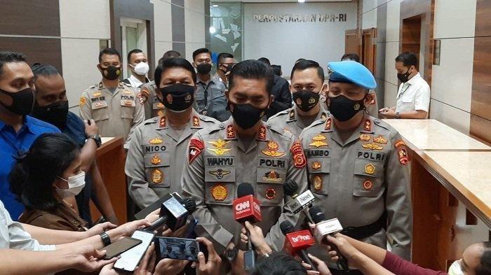 3 Jenderal yang Antar Makalah ke DPR Berpeluang Gantikan Listyo Sigit Prabowo Jadi Kabareskrim