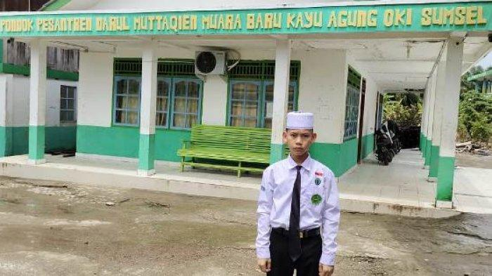 Target Hafal 30 Juz, M Ilham Wahyudi Bercita-cita Ingin Jadi TNI