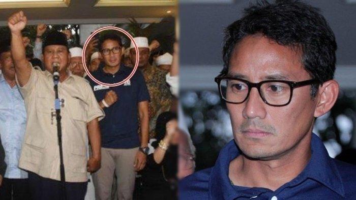 Jika Sandiaga Uno Jadi Presiden 2024, Ini Reaksi Prabowo, Jokowi Isyarat Kemungkinan Bakal Terjadi