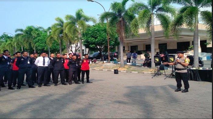 Wakapolres Palembang Mengaku Terbantu Kehadiran Security Amankan Mal dan Keramaian
