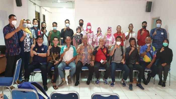 Target Juara Umum, 1 April Kontingen KONI Palembang Siap Tempur Rebut Juara Porprov 2021 di OKU Raya