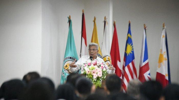 Wagub Sumsel Apresiasi Poltekpar Palembang, Ini Harapan Mawardi Yahya ke Mahasiswa