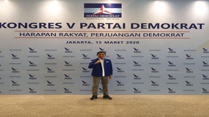 Jelang KLB, Ponsel Ketua DPC Demokrat Muba tak Aktif, Waketum Pastikan Tegak Lurus dengan AHY