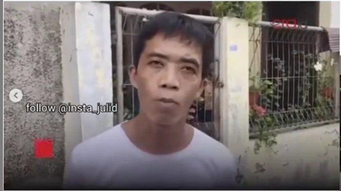 Wakil Ketua RT Kakek Suhud, Deny