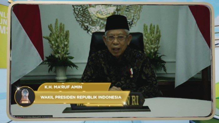 Ma'ruf Amin: Pemerintah Prioritaskan Perlindungan Jamsostek Non-ASN & Pekerja Rentan di Indonesia