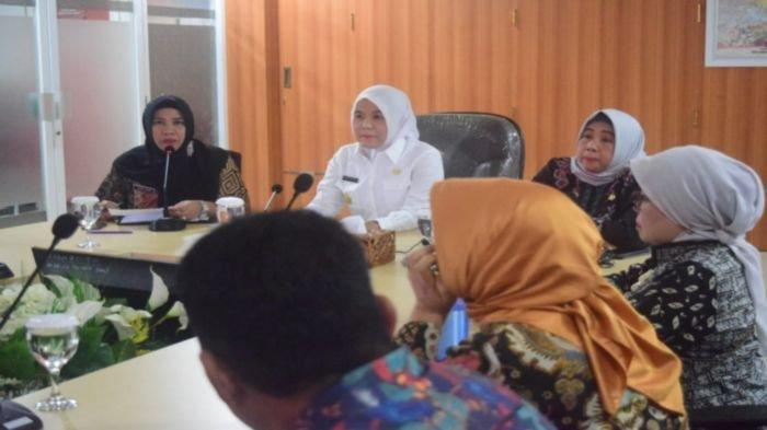 Rumah UKM di Jalan Kapten Cek Syeh Kelurahan 24 Ilir Palembang Dipersiapkan sebagai Sentra Pempek