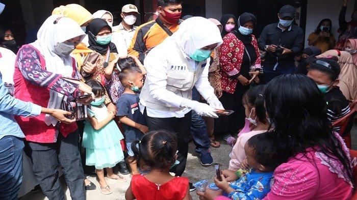Fitrianti Blusukan ke Pelosok Kota Palembang, Memantau Pelayanan Kesehatan Masyarakat Kecil & Bumil