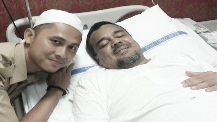 Pesan Habib Rizieq Shihab saat Dirawat di Rumah Sakit pada Wali Kota Bogor Bima Arya Sugiarto