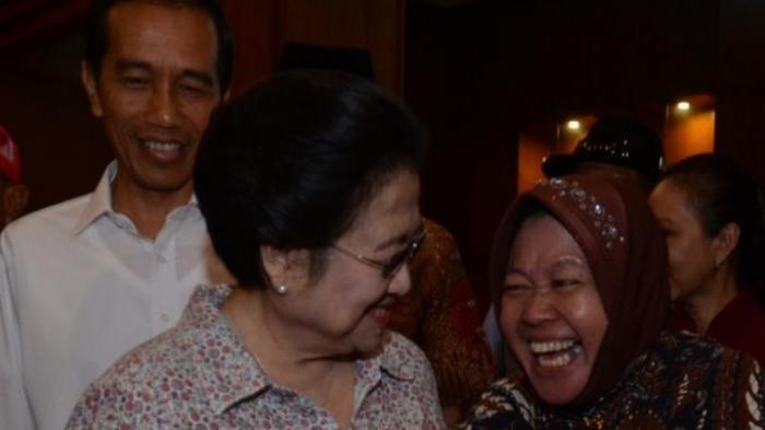 Isu Tri Rismaharini Nyalon Gubernur Jakarta Langung Terjawab Setelah Dipuji Megawati, Katakan Ini