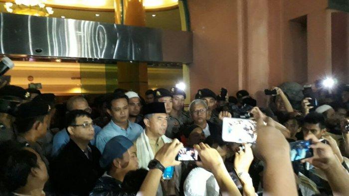 Diduga Menistakan Agama Islam, Walikota Jambi Segel Hotel N