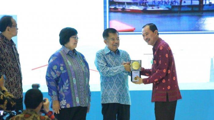 Kota Palembang Raih Adipura ke 12, Walikota H Harnojoyo : Prestasi Ini Hasil Gotong Royong