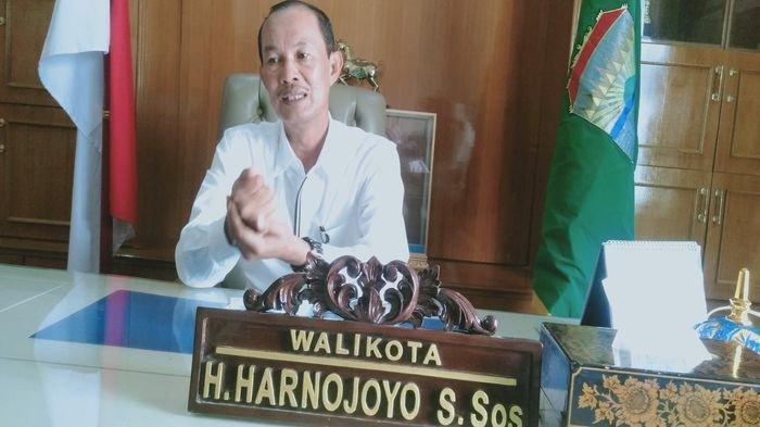 Walikota Palembang Harnojoyo Akan Umumkan Serentak Hasil Tes Urine