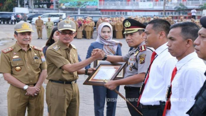 Pemkot Palembang Apresiasi Tim Hunter Polresta Palembang, Dinilai Berhasil Tekan Angka Kriminalitas