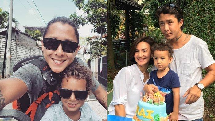 12 Potret Daniel Patrick, Suami Wanda Hamidah, Mantan Raffi Ahmad yang Usianya 10 Tahun Lebih Muda!