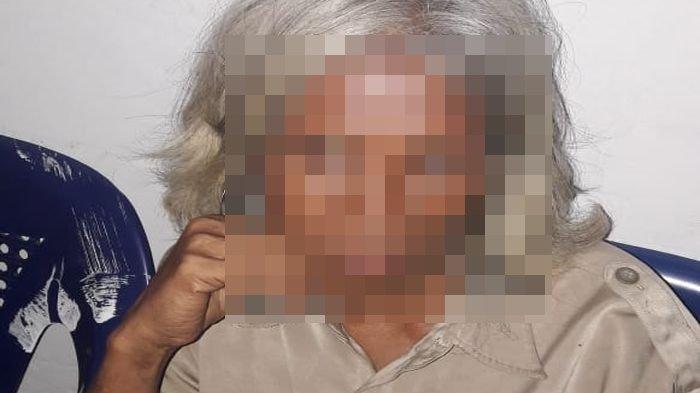 Heboh! Wanita Berseragam PNS Berambut Putih Dikaitkan dengan Pelaku Penculikan Anak di Lahat