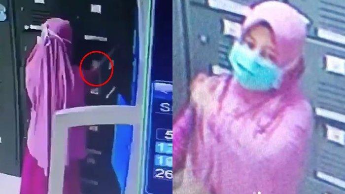 Viral Mahasiswi Bongkar Loker di Perpustakaan UIN Raden Fatah Palembang, Polisi belum Terima Laporan