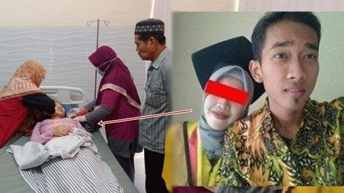 VIRAL! Kisah Wanita di Rembang Meninggal di Pelukan Kekasih, Berawal dari Niat Kembalikan Sandal