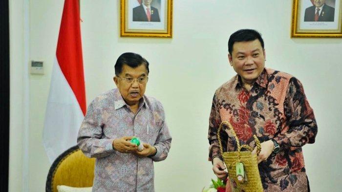 Tujuh Camilan Sehat Lalan Masuk Istana Wapres, Jusuf Kalla Berikan Apresiasi pada Musi Banyuasin