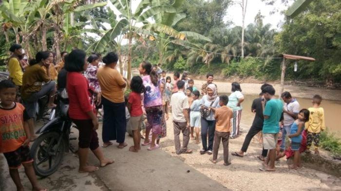 HEBOH Warga Karang Anyar Muratara Mengaku Lihat 'Antu Banyu' atau Hantu Air di Sungai Rawas