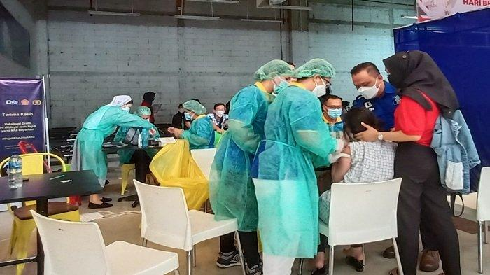 Vaksin Covid-19 Usia 12-17 Tahun Sudah Dimulai, Ini 9 Fasilitas Kesehatan Vaksin Gratis di Muratara