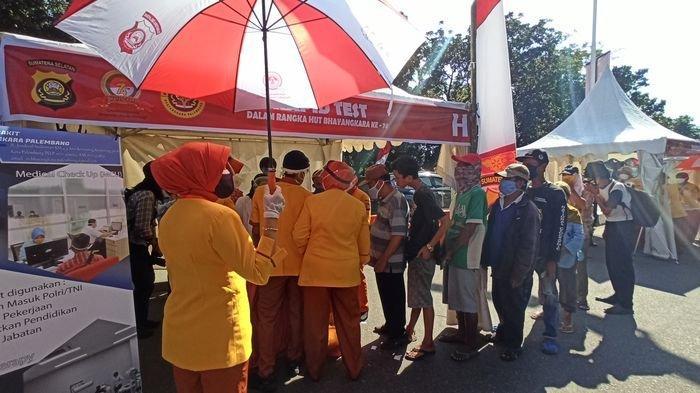 Tembus 60.695 Kasus Covid-19 di Indonesia, Waspada Klaster Keluarga, Pasar, dan Lingkungan Kerja!