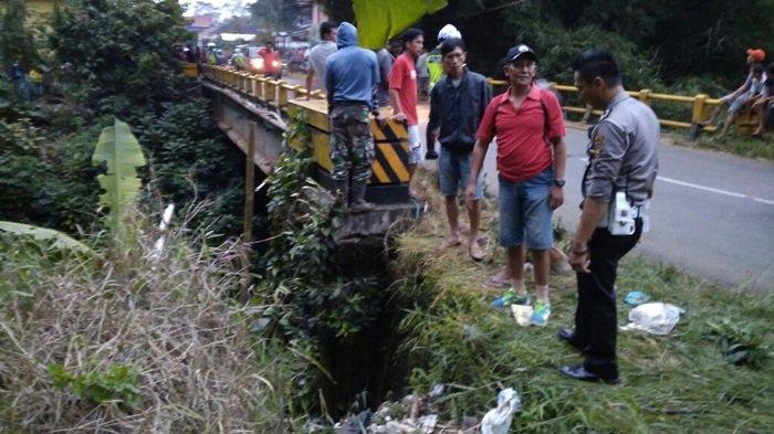 Ini Identitas Warga yang Jatuh di Sungai Selangis Pagaralam, Korban Belum Ditemukan Sampai Sekarang