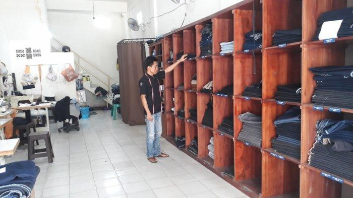 Waroeng Jeans Palembang, Pilih Kain dan Desain Suka-suka Semua Ukuran Tubuh, Garansi Seumur Hidup!