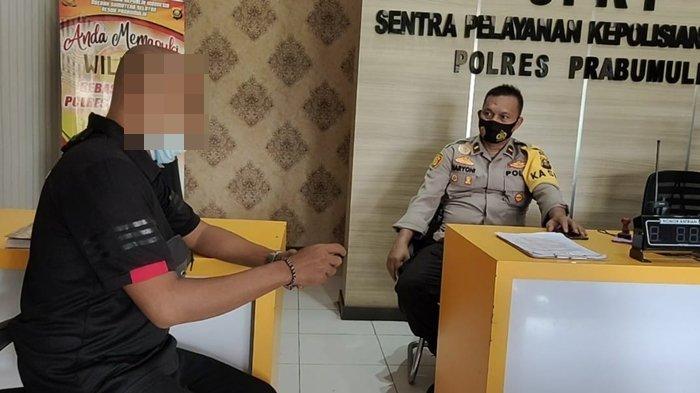 Wartawan Media Online di Prabumulih Kena Pukul Oknum Kontraktor di Kantor OPD Pemkot Prabumulih