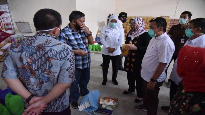 Ketua DPRD Sebut Pemkot Palembang Sudah Serius Tangani Covid-19, Pernah Lihat Proses Packing Sembako
