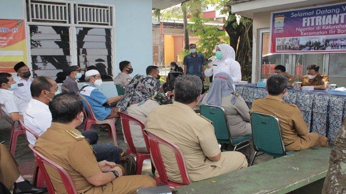 Wawako Palembang Fitrianti Serap Aspirasi Ketua RT, Banjir dan Jalan Rusak Jadi Masalah Lingkungan
