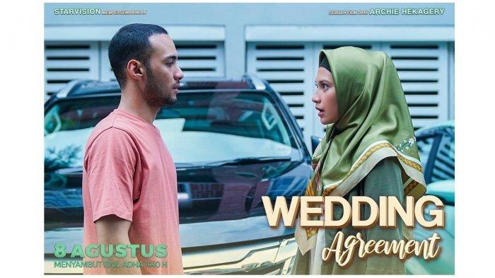 Tayang Hari Ini di Bioskop, Sinopsis dan Daftar Pemain Lengkap Film Wedding Agreement!