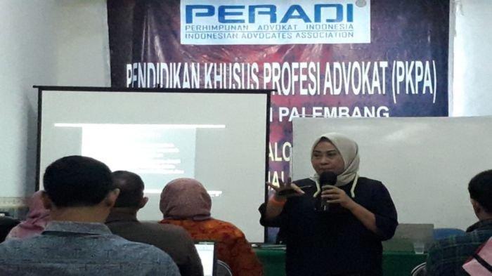 Tingkatkan Kualitas, Puluhan Advokat Peradi Ikuti Workshop 'Advokat Menulis'