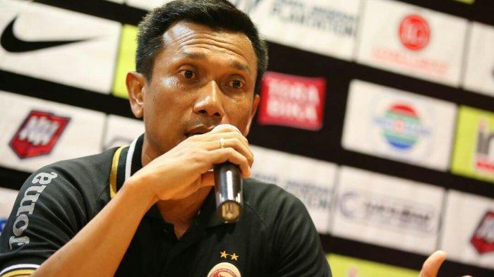 Persita Vs PSM Makassar, Widodo C Putro: Mudah-mudahan On Fire-nya Ferdinand Habis