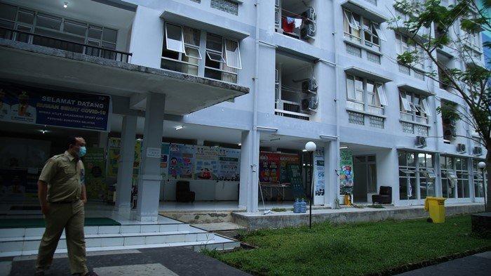 Update Kondisi Rumah Sehat Wisma Atlet JSC Palembang, Jumlah Pasien yang Dirawat Mengalami Penurunan