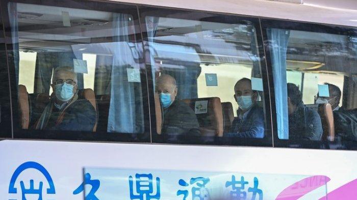 AKHIRNYA Tim WHO Punya Bukti Asal Usul Virus Corona, Bedah Habis Laboratorium Wuhan
