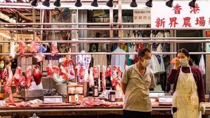 Setahun Berlalu, Begini Potret Pasar Wuhan di China yang Jadi Sumber Virus Corona,