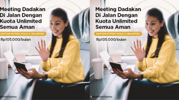 Promo XL Axiata Pelanggan Prioritas Langsung Dapat Kuota Internet Hingga Unlimited, Ayo Buruan!