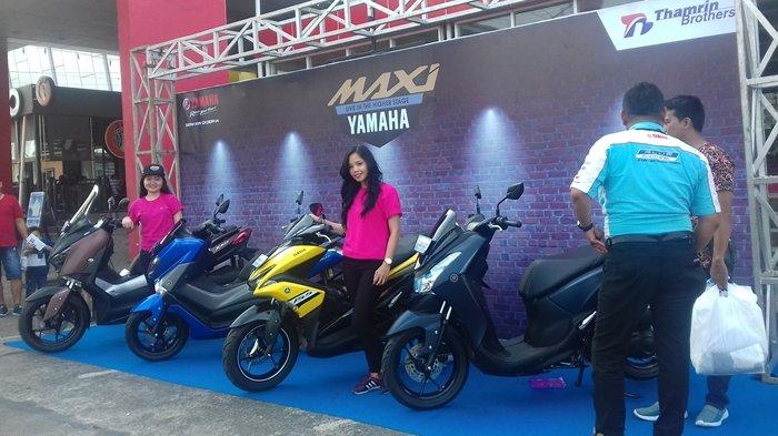 Skuter Yamaha LEXi Lebih Praktis dan Elegan, Berikut Empat Keunggulannya
