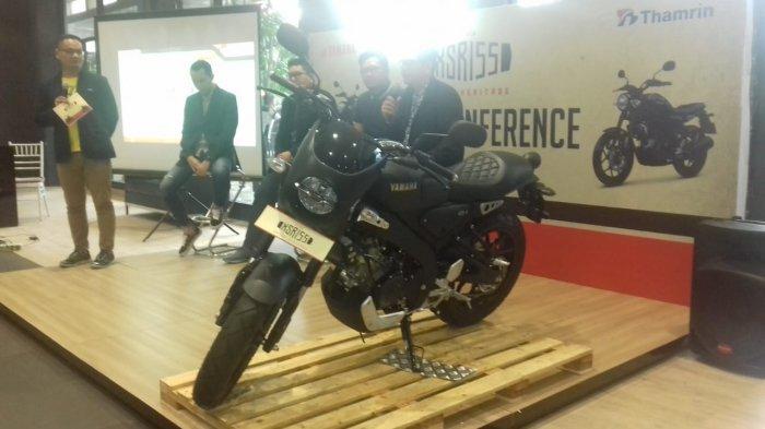 Kejutan Akhir Tahun, Thamrin Brothers Luncurkan All New XSR 155