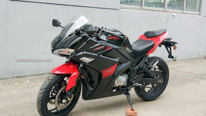 Yamazaki Motor Baru, Gabungan Merk Motor Yamaha dan Kawasaki dengan desain Beda