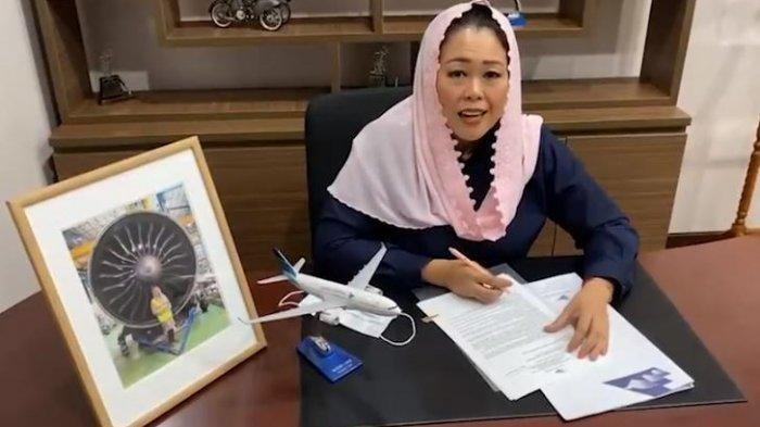 Yenny Wahid Ungkap Habis Alasan Mundur sebagai Komisaris Garuda Indonesia, 'Saya Merasa Malu'