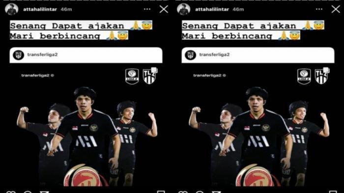 BREAKING NEWS: Youtuber Atta Halilintar Tanggapi Ajakan Jadi Pengurus Sriwijaya FC, Mari Berbincang